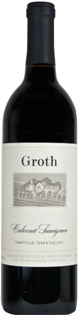 Groth Cabernet Sauvignon Napa Valley 2012 750ml